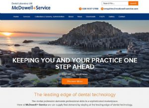 McDowell + Service launch their new website